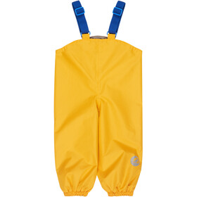 Finkid Pullea Rain Pants Kids yellow